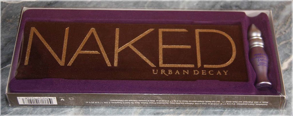 naked Urban Decay Naked Palette  naked Urban Decay Naked Palette