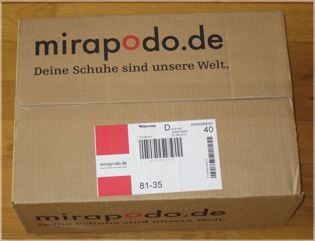 mirapodo online shop