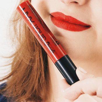 Ich liebe den Liquid Suede Cream Lipstick in der Farbehellip