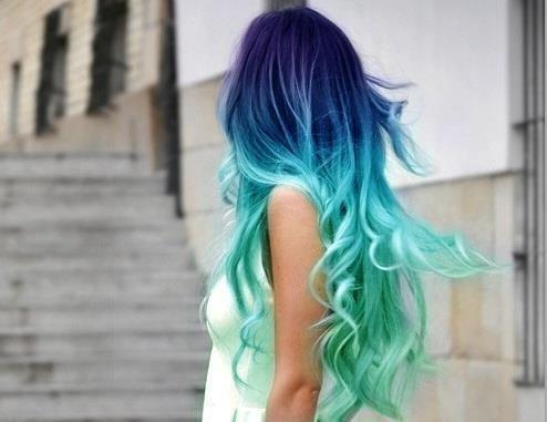 Wie Findet Ihr Bunte Haare Living The Beauty
