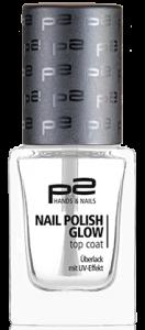 p2-Nail Polish Glow Top Coat