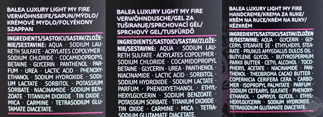 balea-luxury-light-my-fire-geschenkset-inhaltsstoffe-verwöhnseife-verwöhnduschgel-handcreme