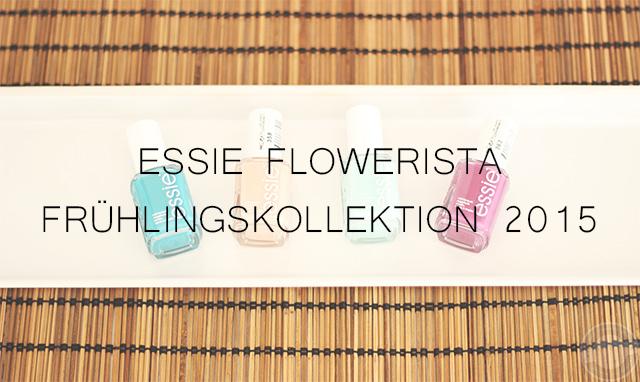 Essie Fruehling Spring 2015 Flowerista Kollektion Le Thumbnail