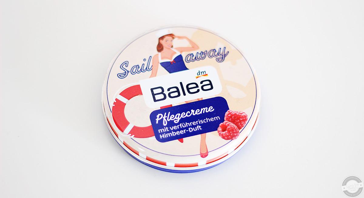 balea-pflegecreme-himbeer-duft-verfuehrerischer Balea Pflegecreme - Der Allrounder und seine Anwendungsgebiete