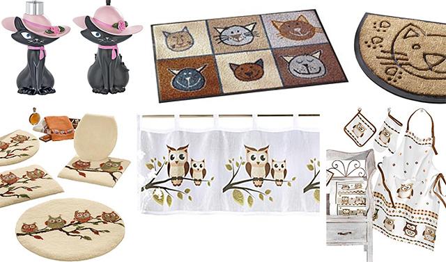 katzendekoration-eulendekoration-thumbnail Wenn der Katzen- und Eulenfanatiker in einem raus kommt | Werbung