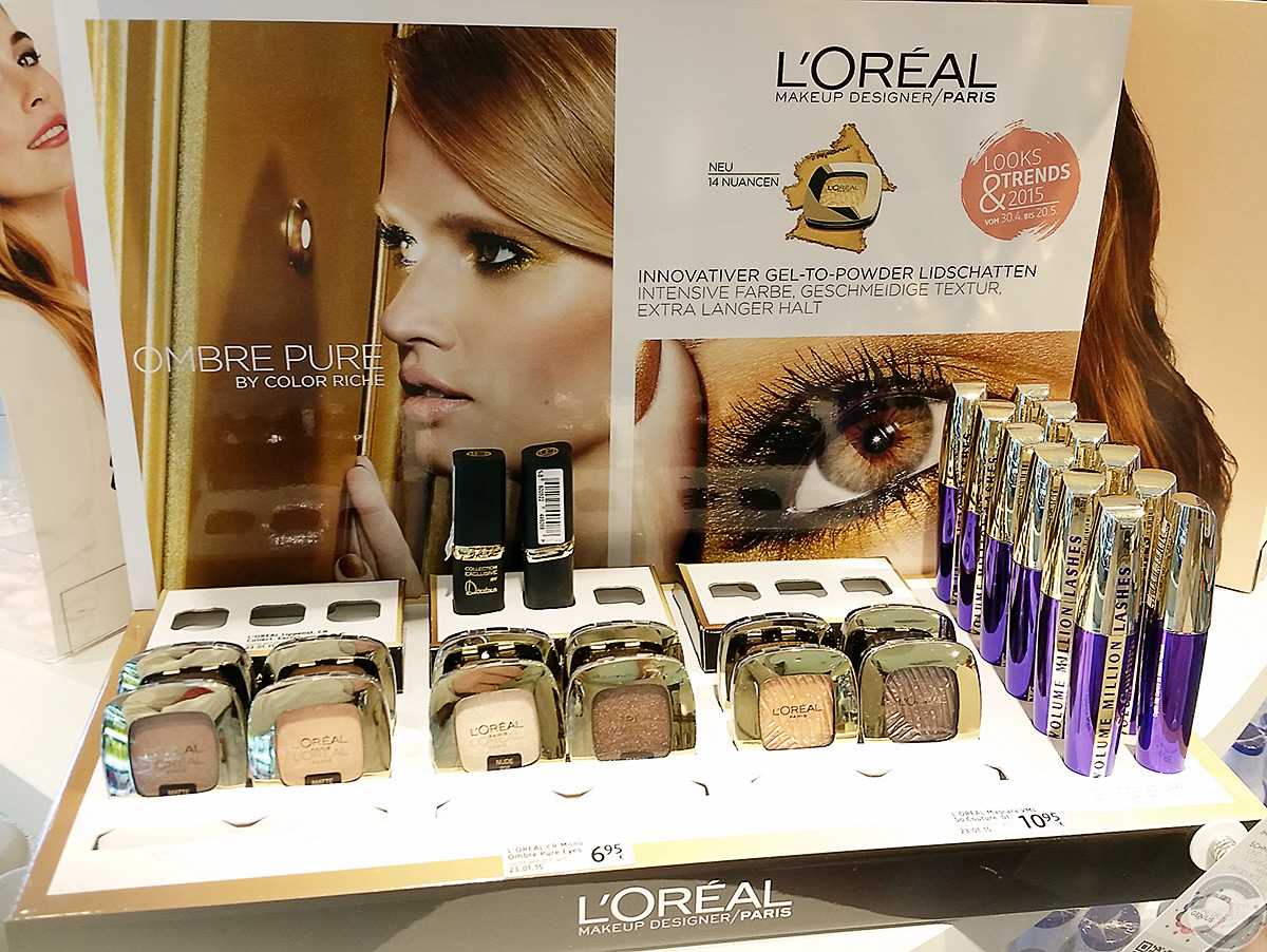 loreal-ombre-pur dm Themenwochen - Looks & Trends 2015