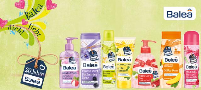 20-jahre-balea-limited-edition-thumb Neu von Balea - 20 jahre Balea Limited Edition