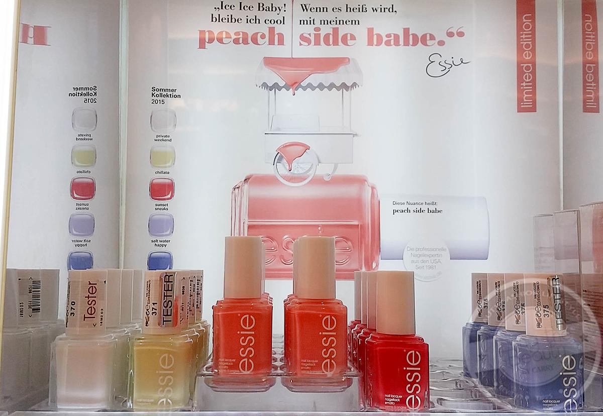 essie-peach-side-babe-le Gesichtet - essie Peach Side Babe LE