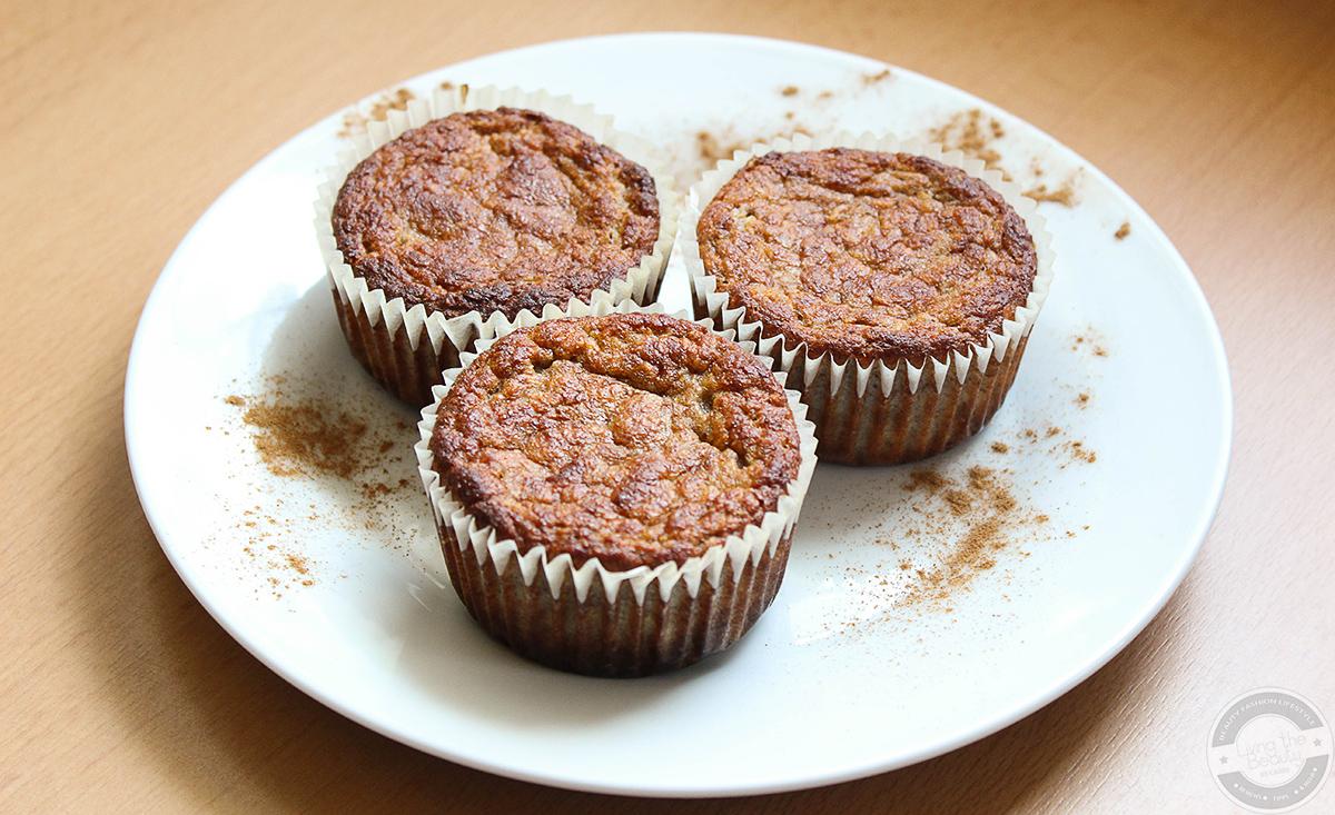 kokos-bananen-muffins Rezept   Kokos Bananen Muffins