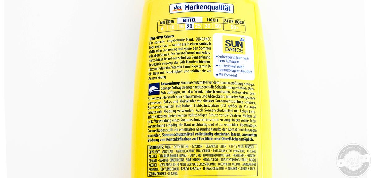 sundance-sonnencreme-kokos-duft-2 Sonnenpflege Neueinzüge - Vorbereitung für den Urlaub