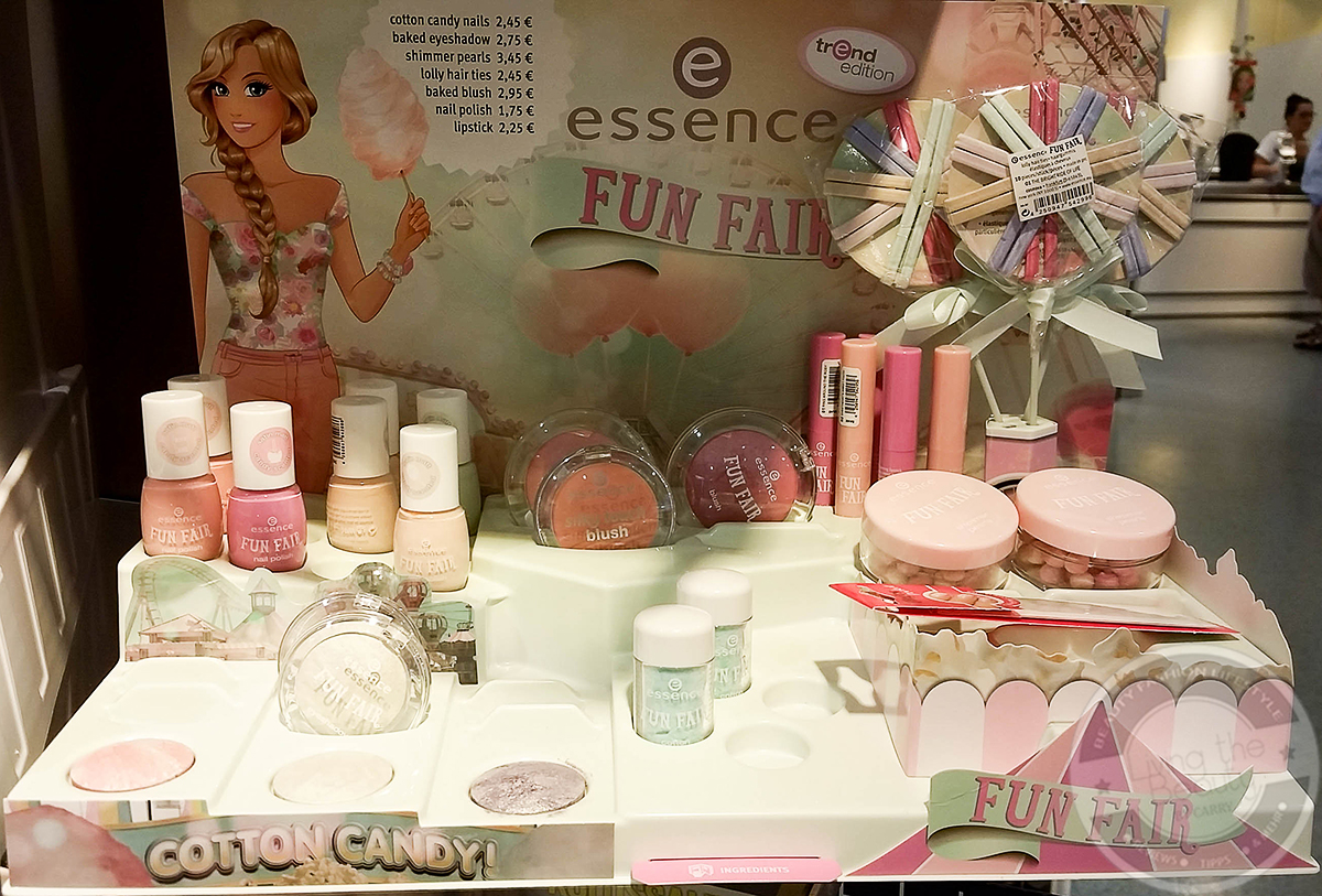 essence-fun-fair-le Gesichtet & Swatches - essence fun fair LE, Catrice Lumination LE, ebelin Life is a journey & P2 Some like it hot LE