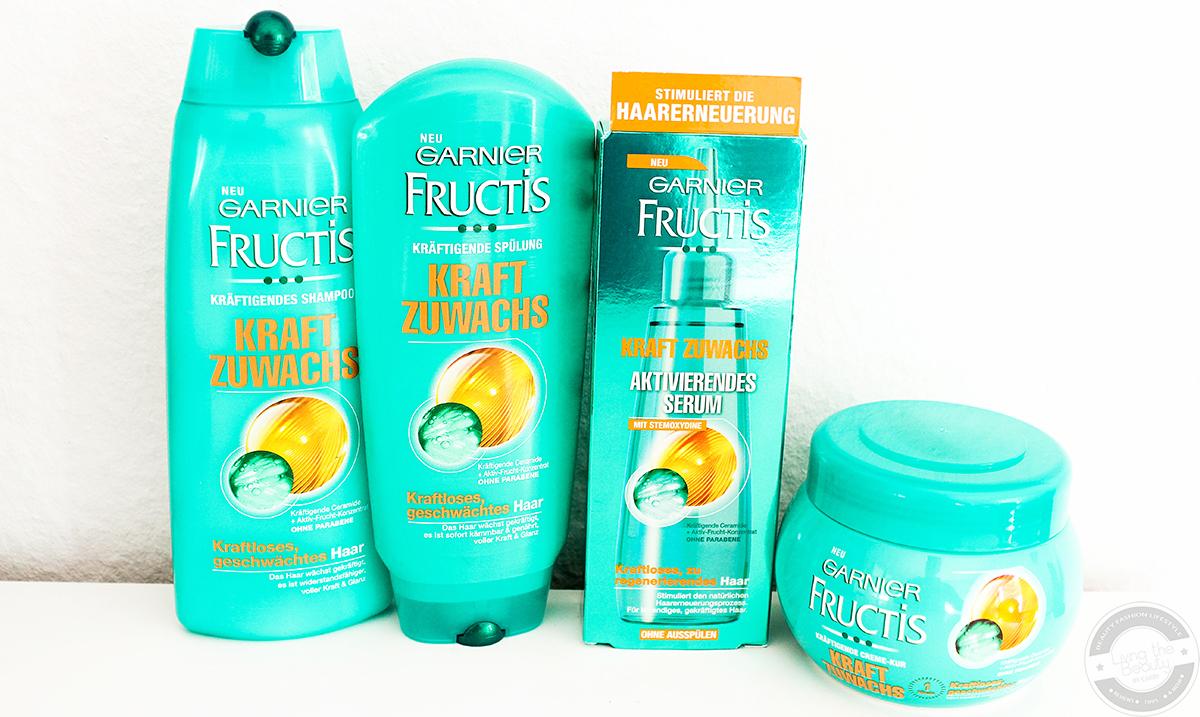 garnier-kraftzuwachs-haarpflegeserie-1 Garnier Fructis Kraftzuwachs Haarpflegeserie