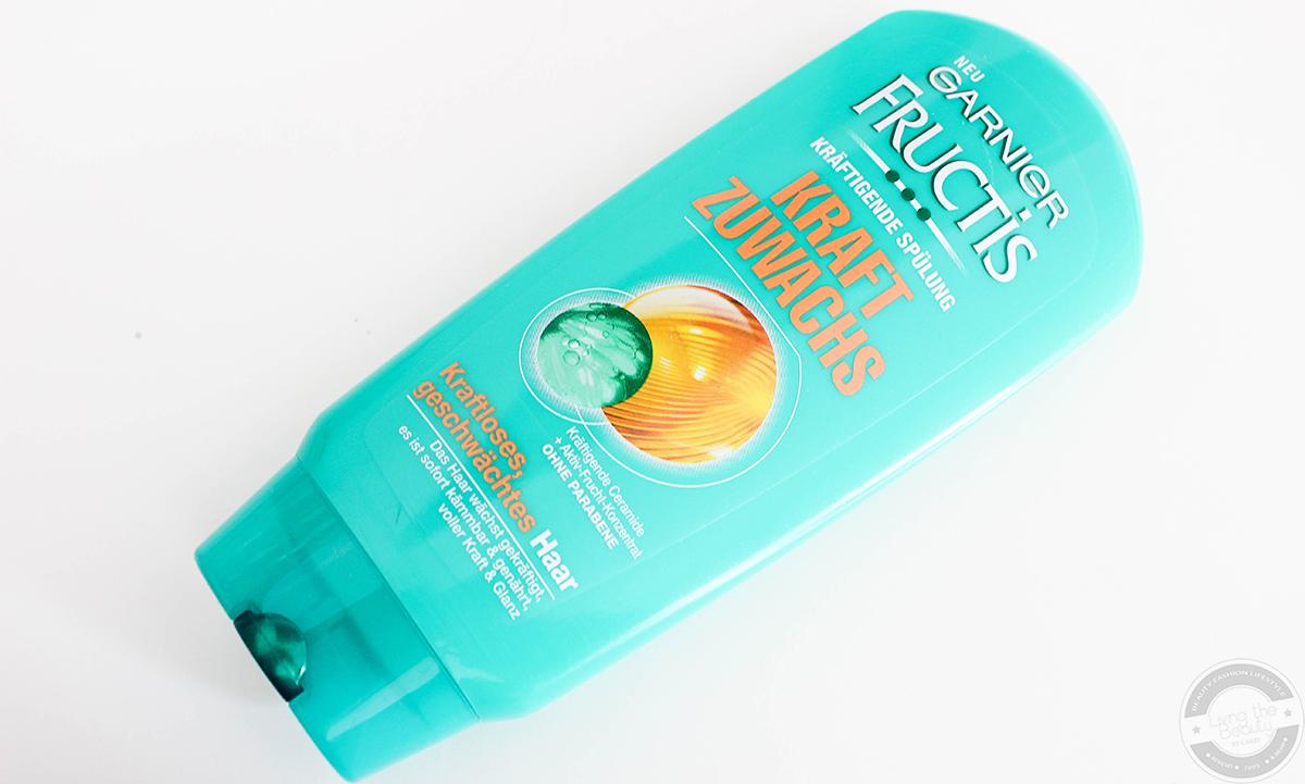 garnier-kraftzuwachs-haarpflegeserie-4 Garnier Fructis Kraftzuwachs Haarpflegeserie