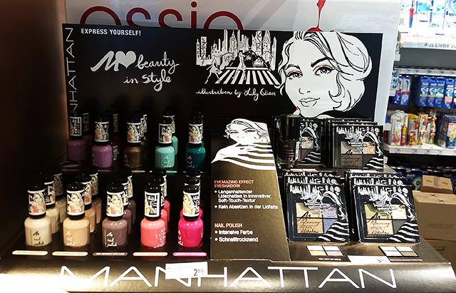manhattan-beauty-in-style-le-thumb Gesichtet & Swatches - Manhattan ♥ Beauty in Style LE