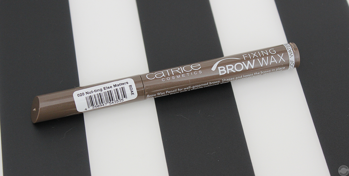 catrice-fixing-brow-wax-nu-ting-else-matters Meine Top 3 Catrice Neuheiten Herbst/Winter 2015