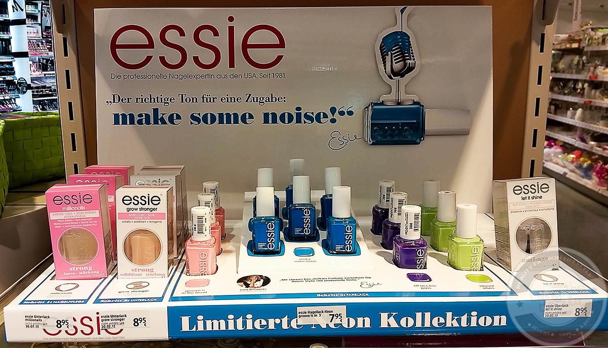 essie-make-some-noise-neon-limited-edition Gesichtet - Terra Naturi Vintage Love, essie Neon & ebelin Dein perfekter Augenblick LE