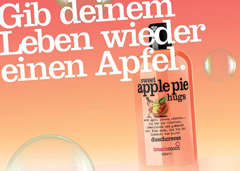 treaclemoon-sweet-apple-pie-hugs-thumb Treaclemoon Neuheit - sweet apple pie hugs Duschcreme