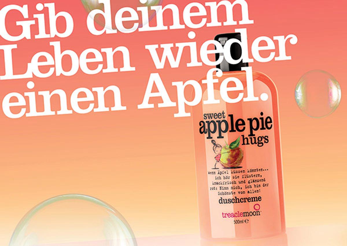 treaclemoon-sweet-apple-pie-hugs Treaclemoon Neuheit - sweet apple pie hugs Duschcreme