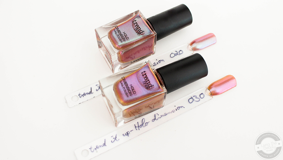 trend-it-up-holo-dimension-nagellacke-swatches-1 Die Trend it up Nagellacke unter die Lupe genommen