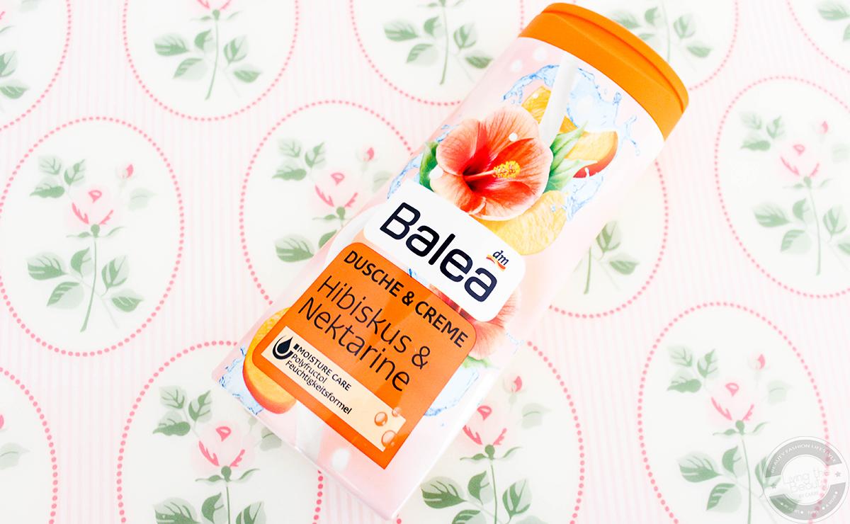 balea-duschgel-hibiskus-nektarine-1 Balea Dusche & Creme Hibiskus Nektarine