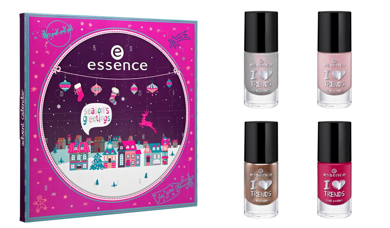 essence-adventskalender Preview - essence Adventskalender