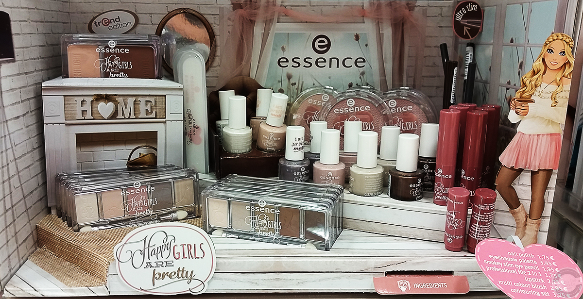 essence-happy-girls-are-pretty-le Gesichtet - essence Happy girls are pretty, Urbaniced & P2 Brave & Beautiful LE