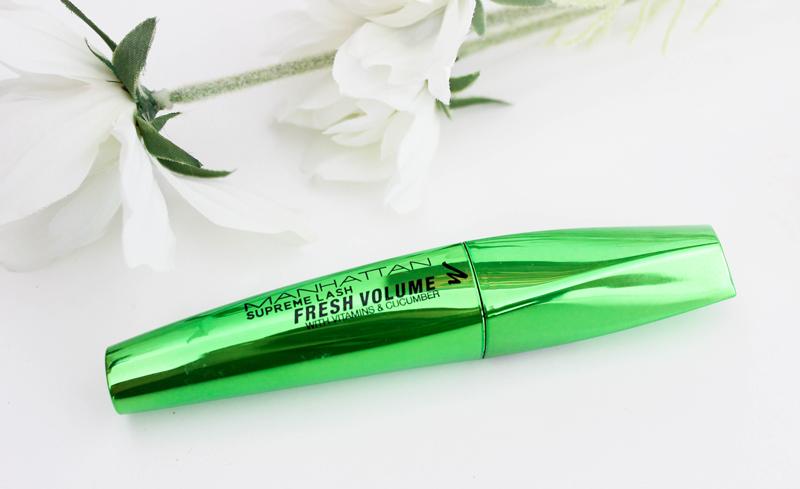 manhattan-supreme-lash-fresh-volume-gurke-thumb Manhattan Supreme Lash Fresh Volume Mascara - mit Vitaminen & Gurke