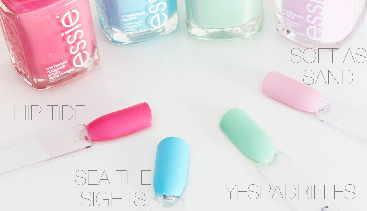 essie-cashmere-matte-brights-ulta-exclusive-2 essie Cashmere Matte Brights Collection - Ulta exclusive
