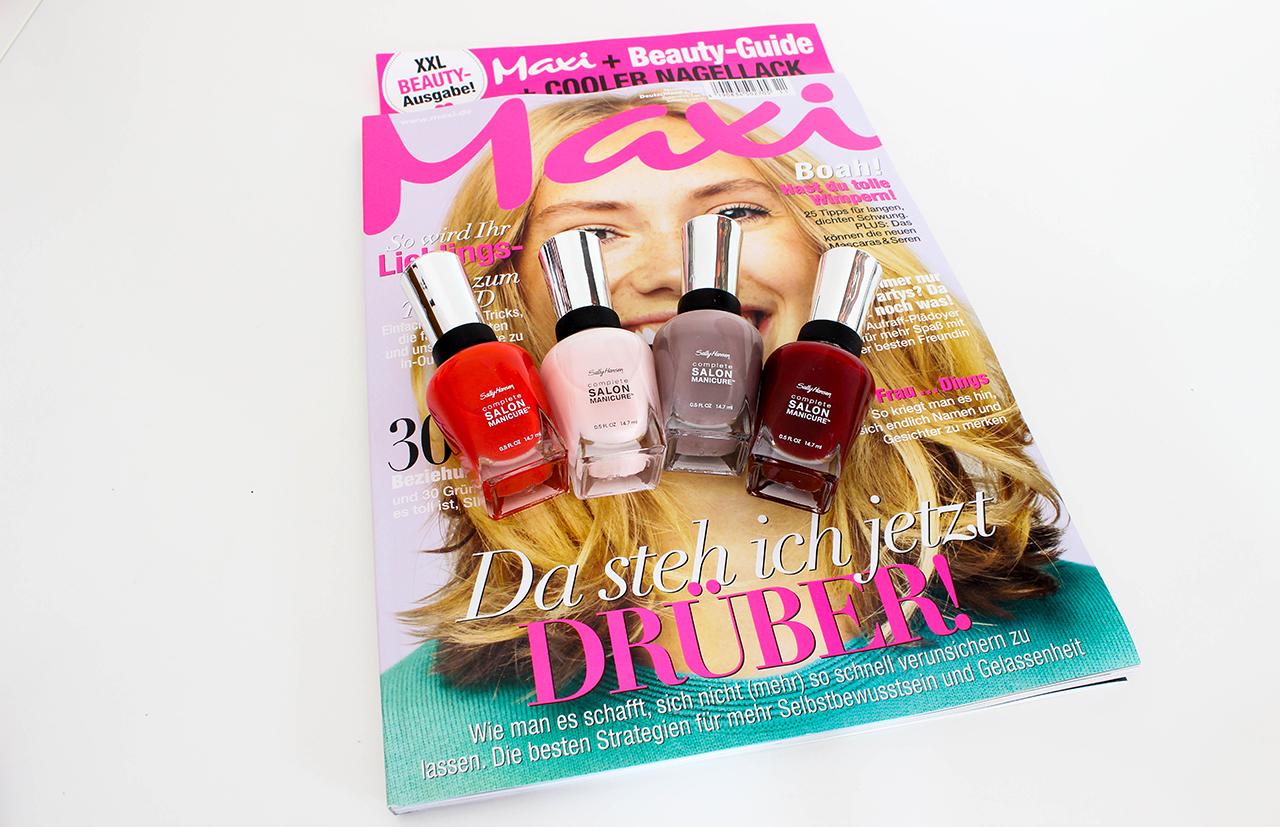 gratis-sally-hansen-lack-maxi-magazin Quicktipp - Sally Hansen Lacke in der aktuellen Maxi