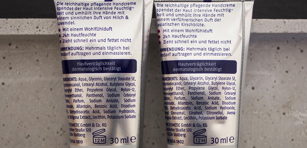 cien-handcreme-milch-lavendel-kirschbluete-1 Cien Mini Handcremes - Mögliche Dupes zu L'Occitane? | Werbung  cien-handcreme-milch-lavendel-kirschbluete-2 Cien Mini Handcremes - Mögliche Dupes zu L'Occitane? | Werbung  cien-handcreme-milch-lavendel-kirschbluete-3 Cien Mini Handcremes - Mögliche Dupes zu L'Occitane? | Werbung  cien-handcreme-milch-lavendel-kirschbluete-4 Cien Mini Handcremes - Mögliche Dupes zu L'Occitane? | Werbung