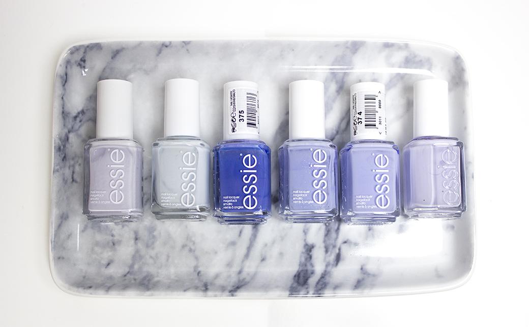 essie-top-5-blau-1 Top 5 (+1) Essie Lacke - Blautöne