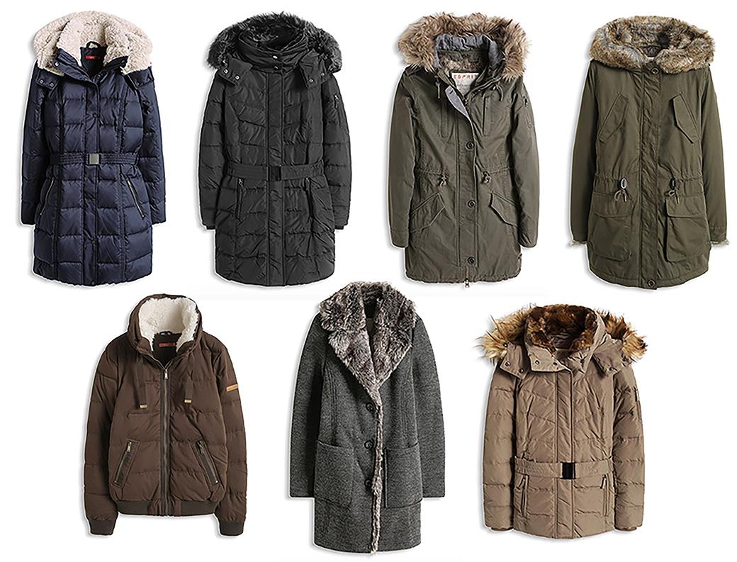 neue-winterjacke-collage Eine neue Winterjacke muss her - Aussehen vs. Funktion | Werbung