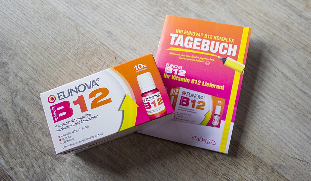 "eunova-vitamin-b12-1 ""Woher nimmst du als Vegetarier dein Vitamin B12?"" - Durch EUNOVA® B12 Komplex | Werbung"