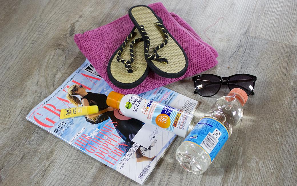 essentials-tag-see-schwimmbad-meer Essentials für einen Tag am See oder im Schwimmbad | Werbung