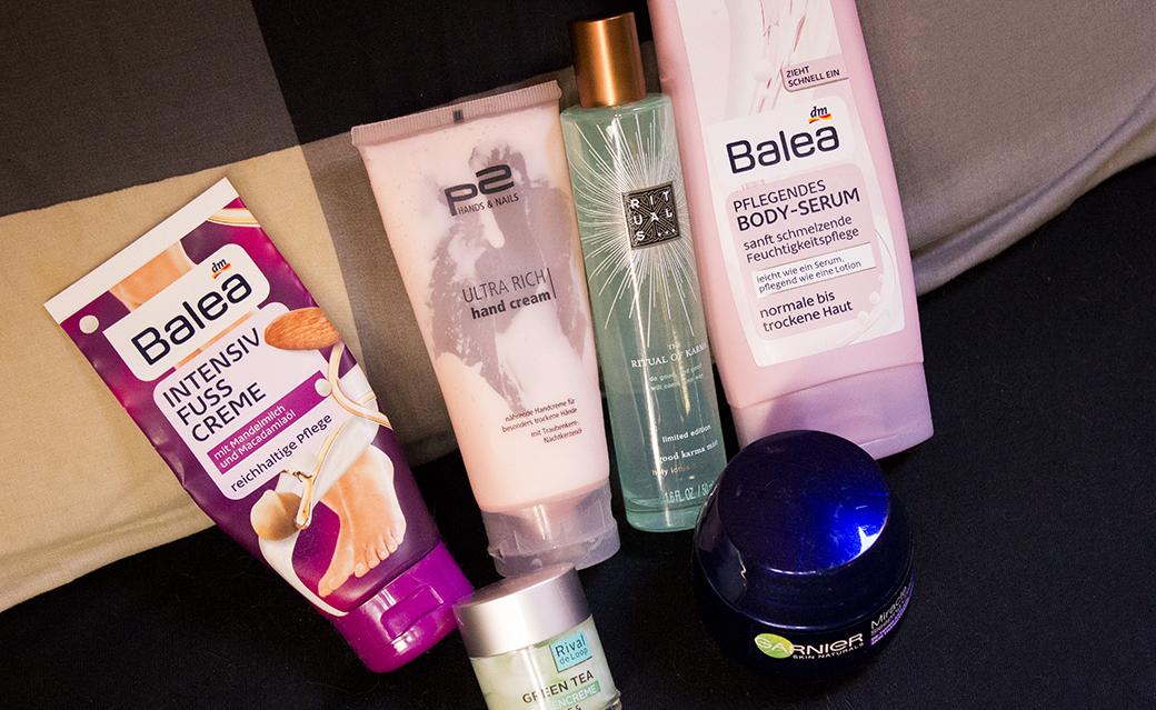 schoenheitsschlaf-produkte Werbung | Meine Produkte für den Schönheitsschlaf