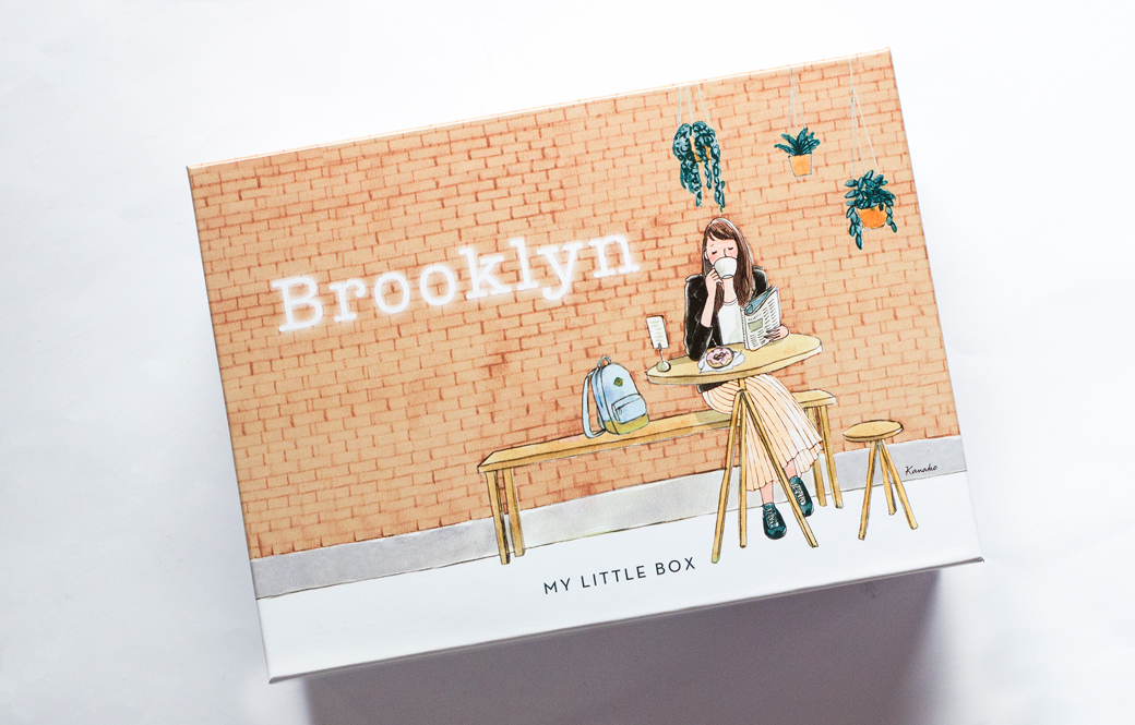 my-little-box-oktober-2016-brooklyn-edition-1 My little box Oktober 2016 - Brooklyn Edition