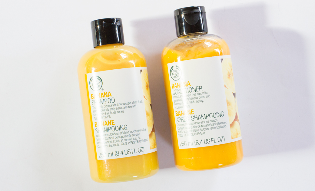 the-body-shop-banana-shampoo-conditioner-1 Wahre Klassiker: Banana Shampoo & Conditioner von The Body Shop