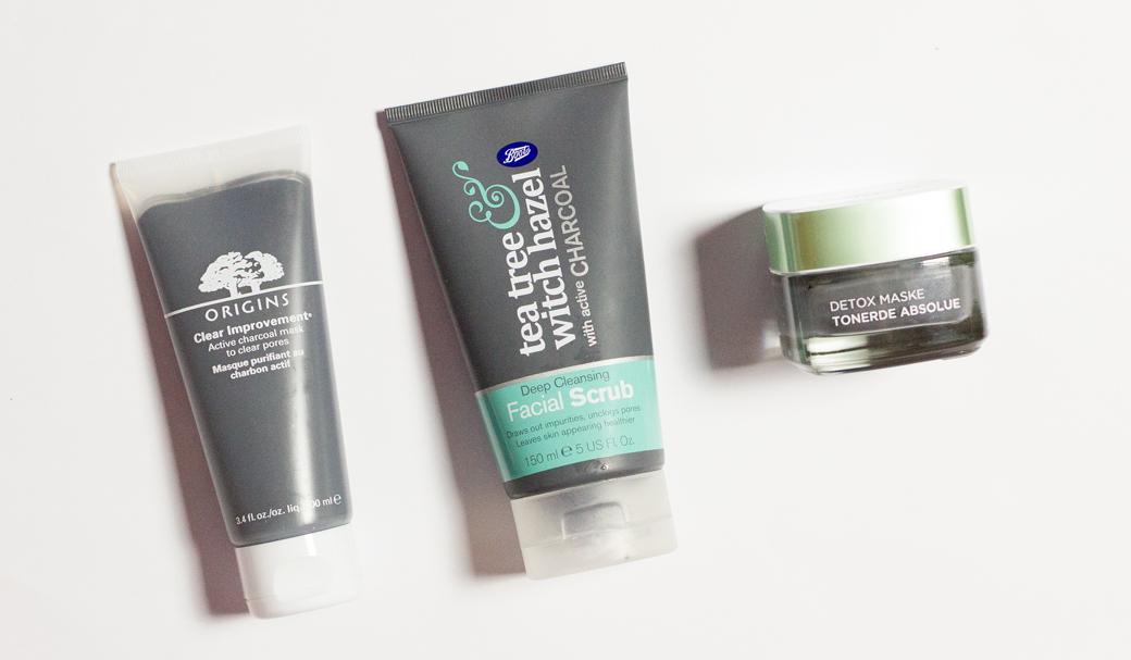 aktivkohleprodukte-im-vergleich Aktivkohleprodukte im Vergleich - Origins, L'Oréal & Boots