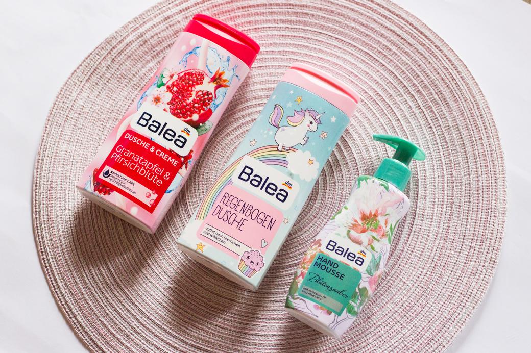 balea-einhorn-duschgel-handmousse-1 Balea Neuheiten | Einhorn Dusche, Handmousse & Granatapfel Pfirsich Dusche