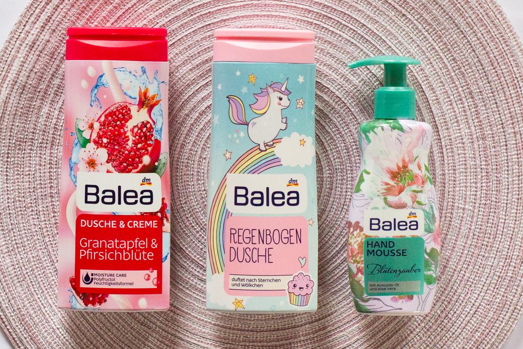 balea-einhorn-duschgel-handmousse-2 Balea Neuheiten | Einhorn Dusche, Handmousse & Granatapfel Pfirsich Dusche