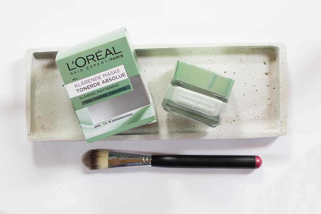 loreal-tonerde-maske-1