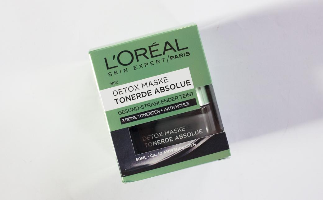 loreal-tonerde-maske-aktivkohle-1