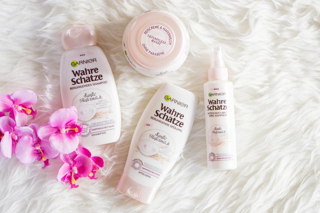 garnier-hafermilch-shampoo-spuelung-kur-hitzeschutz-wahre-schaetze Garnier Wahre Schätze Hafermilch Shampoo, Spülung, Kur & Hitzschutz