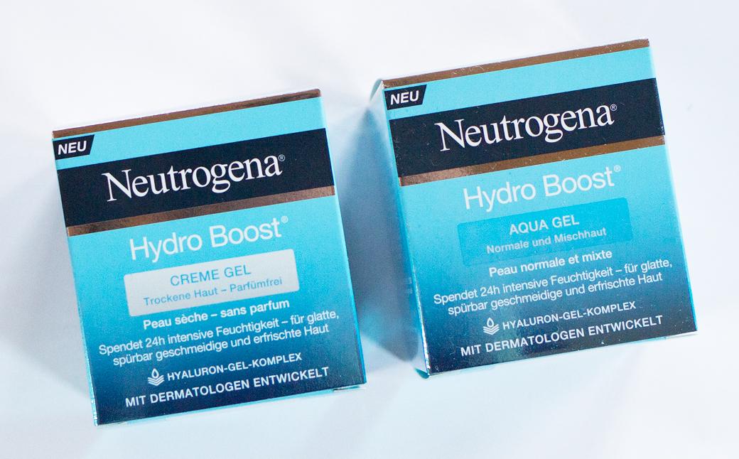 neutrogena-hydro-boost-cremes-1 Neutrogena Hydro Boost - die neue Pflegeserie mit Hyaluron-Gel-Komplex