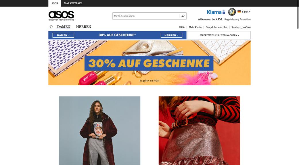 shop4 Meine 5 liebsten Online Shops | Werbung