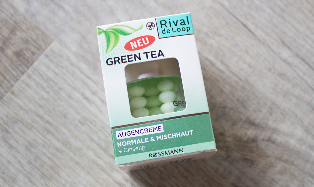 rival-de-loop-green-tea-augencreme-1 Kauftipp - Rival de Loop Green Tea Augencreme