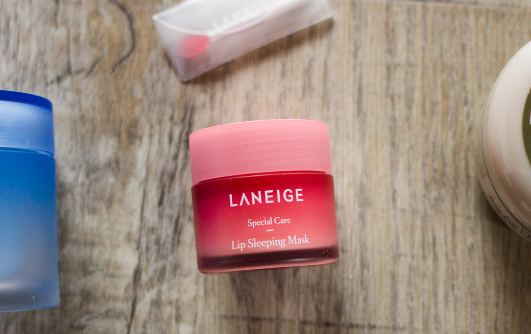 laneige-lip-sleeping-mask Worth the Hype? | Laneige Sleeping Mask & Carbonated Bubble Clay Mask