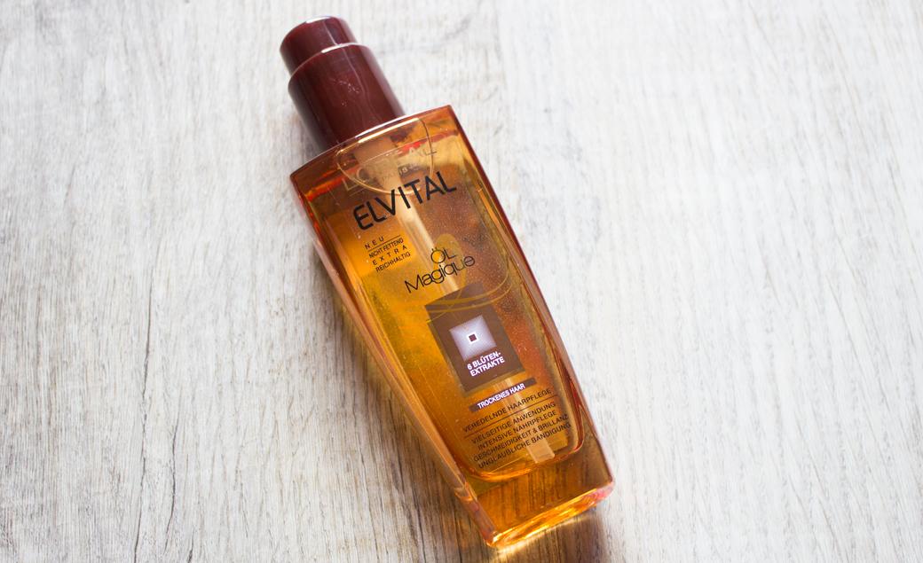 loreal-oel-magique-trockenes-haar-1 L'Oreal Öl Magique für trockenes Haar | Werbung