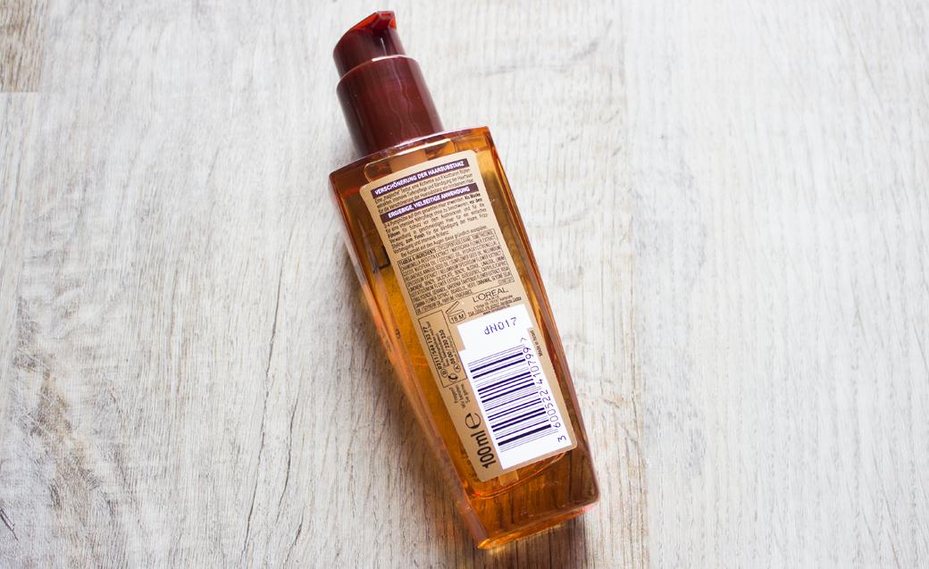 loreal-oel-magique-trockenes-haar-2 L'Oreal Öl Magique für trockenes Haar | Werbung