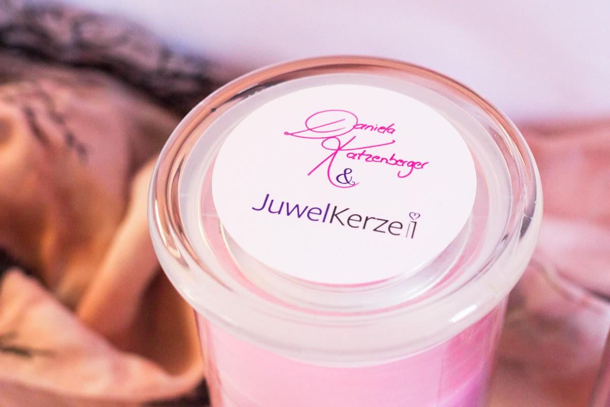 Juwelkerze - Daniela Katzenberger Vanilla Dreams